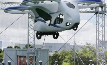 Conheça o Carro Voador Japonês que poderá estar no mercado nos próximos anos