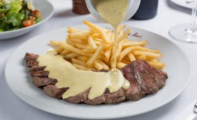 Restaurante L'Entrecôte de Paris abre primeira unidade em Goiânia