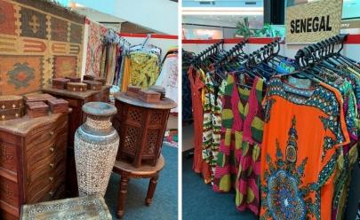 Feira Internacional de Artesanato: evento realiza primeira edição em shopping de Brasília