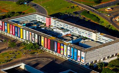 Shopping de Brasília promove evento com atividades para crianças