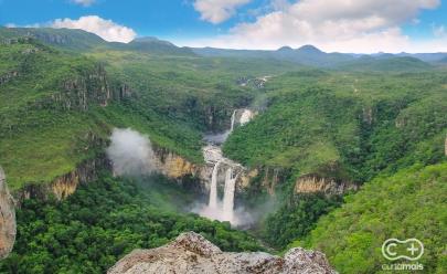 Após fim do incêndio, Parque Nacional Chapada dos Veadeiros reabre para visitação