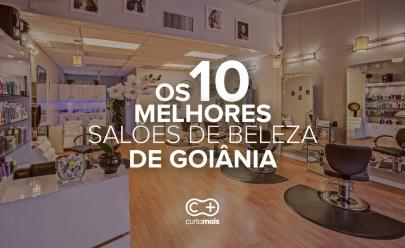 Os 10 melhores salões de beleza de Goiânia
