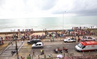 Helicóptero da Globo cai e deixa dois mortos