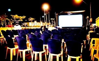 Região administrativa de Brasília recebe CineClube