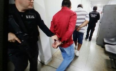 Homens são presos ao tentar sacar R$6 milhões de banco em Goiânia