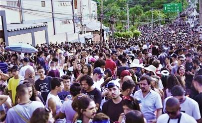 Bloco do Mancha reúne 20 mil pessoas pelas ruas de Goiânia