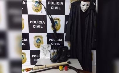 Adolescente é preso por planejar atentado contra escola em Pontalina (GO)