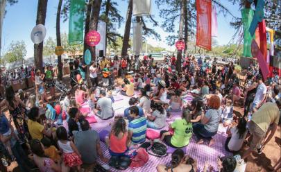 Brasília recebe evento voltado à família com muita diversão e banda Beatles Para Crianças