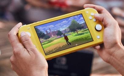 Nintendo anuncia lançamento de novo console, o Nintendo Switch Lite