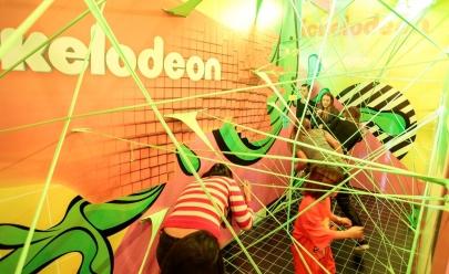 Evento gratuito em shopping de Brasília promove brincadeiras com slime