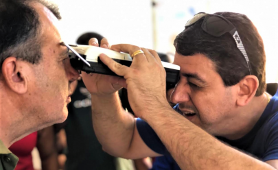Projeto Teia promove entrega de óculos gratuitos para moradores do Jardim Guanabara II
