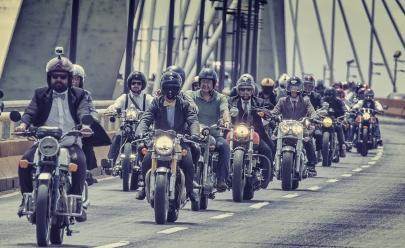 Praça Central do ParkShopping em Brasília recebe exposição fotográfica de motos