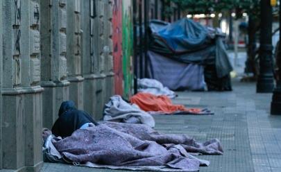 Campanha da Prefeitura acolhe pessoas em situação de rua neste inverno em Goiânia