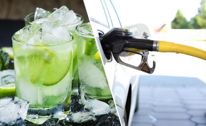 Promoção de bar em Goiânia promete gasolina grátis