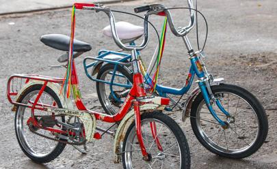 Descobrimos aqui em Goiânia uma feirinha de bicicletas antigas incrível e quase desconhecida