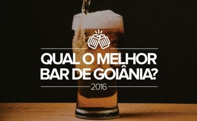 Começou a votação final para eleger o Melhor Bar de Goiânia! Vote já!