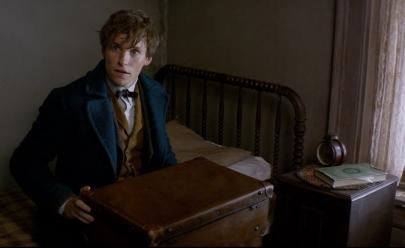 Gosta de Harry Potter? Esse fã construiu a famosa maleta de 'Animais Fantásticos e Onde Habitam'