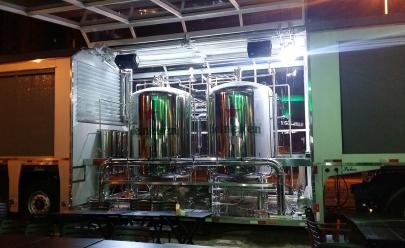 Bar Amsterdam Louge recebe Carreta Oficial de Chopp Heineken em Brasília