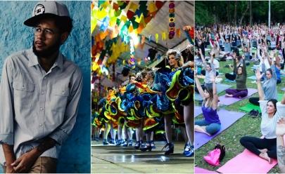 Eventos que vão animar o fim de semana em Goiânia