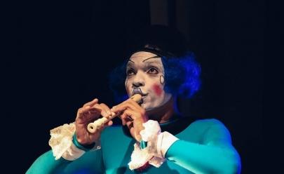 Goiânia recebe oficinas circenses e o espetáculo 'E aí, cadê o seu nariz?' neste domingo