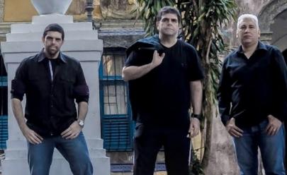 Banda Catedral faz show de despedida em Goiânia