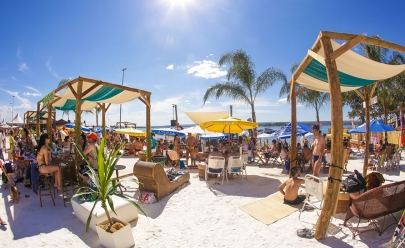 Goiânia recebe edição do projeto 'Na Praia' em 2017