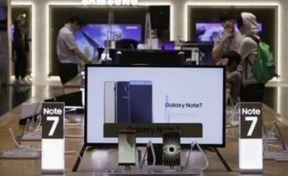 Oficial: Samsung encerra produção do Galaxy Note 7
