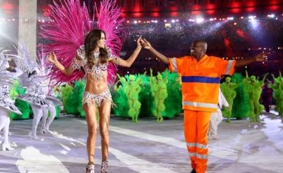 O gari mais querido do Carnaval enfrenta tragédia