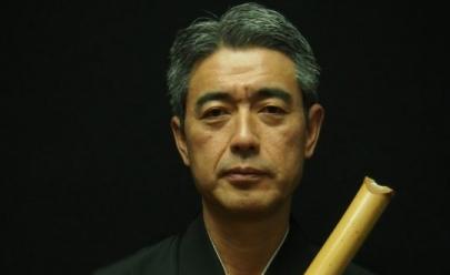 Mestre da música zen japonesa se apresenta em Brasília