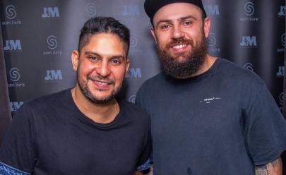 Jorge e Mateus anunciam show ao vivo nas redes sociais para fãs em quarentena