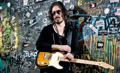 Richie Kotzen, considerado um dos maiores guitarristas do mundo, se apresenta em Goiânia