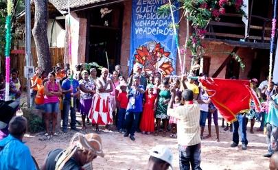2ª etapa do encontro de culturas tradicionais da Chapada dos Veadeiros