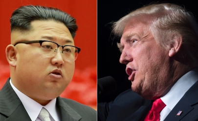 Trump cancela encontro com líder norte-coreano