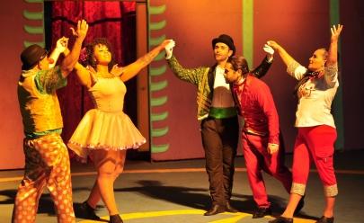 Goiânia recebe musical O Grande Circo das Almas no Domingo no Circo