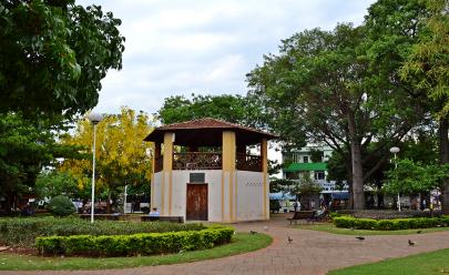 Prefeitura revitaliza acervo Art Déco em Campinas e no centro histórico de Goiânia