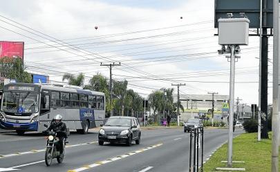 Descubra quais são os pardais que mais multam em Brasília