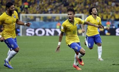 Dias de jogo do Brasil na Copa serão ponto facultativo em Goiás