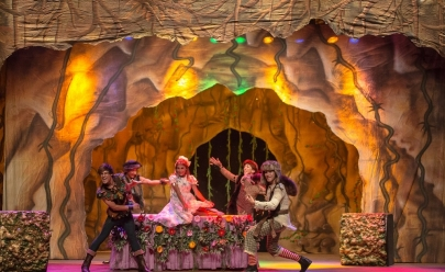 Goiânia recebe o espetáculo 'Peter Pan' dia 25 de setembro