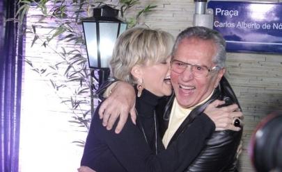 Andréa Nóbrega confirma separação de Carlos Alberto de Nóbrega pelas redes sociais