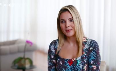 Marcela Temer grava primeiro vídeo para as redes sociais