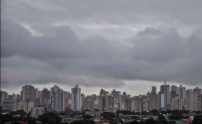 Goiânia terá nova frente fria, prevê meteorologia