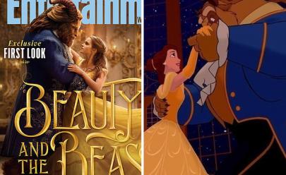 A Bela e a Fera: novas imagens do filme são divulgadas