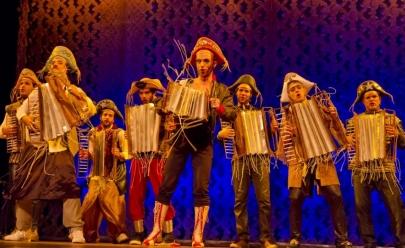 Musical 'Gonzagão - A Lenda' chega a Goiânia em apresentação única e gratuita
