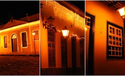 Beleza noturna da cidade de Goiás é tema da exposição gratuita em Goiânia