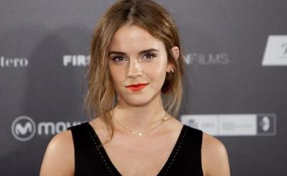 Atriz Emma Watson aderiu campanha contra a cultura do estupro pelo twitter: 'Estupro não é culpa da vítima'