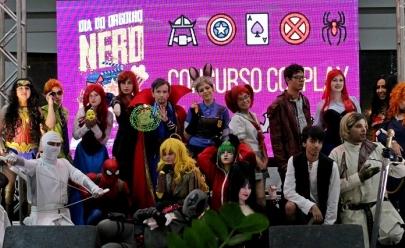 Despeça-se das férias em evento grátis com atividades geek e cosplay em Brasília