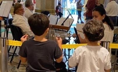 Concerto gratuito em Brasília traz obras de Beethoven em versões para bebês e crianças