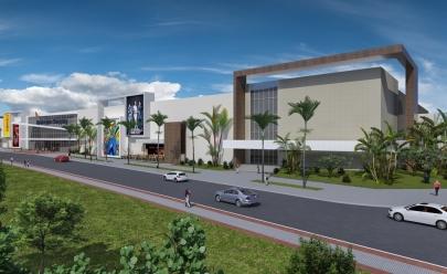 Aparecida de Goiânia ganha novo shopping center