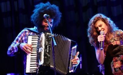 Mestrinho e Mariana Aydar fazem show em Brasília