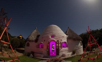 30 casas alternativas, lindas, em meio a natureza e isoladas da civilização